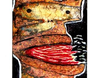 Art by Blaze: FIREBREATHER