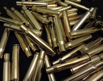 30-06 Springfield Mixed headstamp range Brass- 100 Pieces