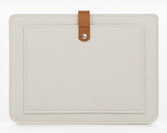 iPad Felt Case, iPad Air iPad Air 2, iPad Cover, iPad Leather Felt , iPad Sleeve