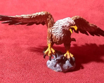 Fully Painted Dungeons and Dragons Griffin