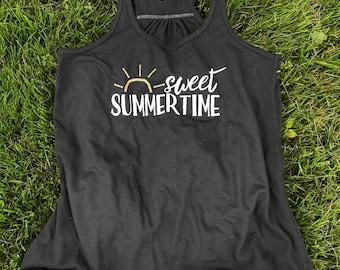 Sweet Summertime Tank Top
