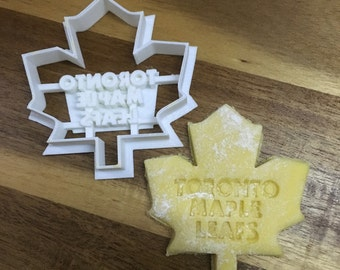 Toronto Maple Leafs - NHL 3D Printed Cookie Cutter