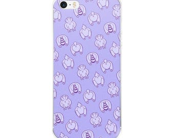 Just Butts iPhone Case