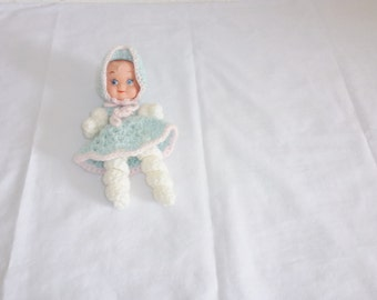 Vintage Knit Baby Doll