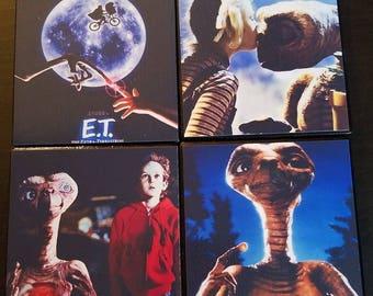 ET coaster set