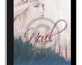 Premade Fantasy eBook Cover