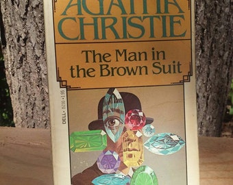 Man in the Brown Suit Agatha Christie