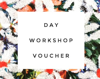 Day Workshop Voucher