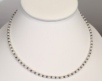 Petite Freshwater Pearl necklace