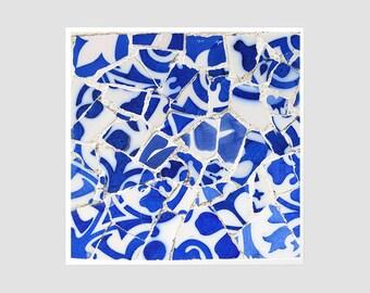 Mosaic No.1 - 8x8 Original Signed Photography