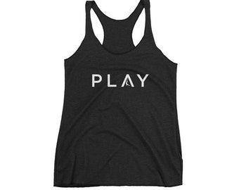 PLAY - Women's Racerback Tank