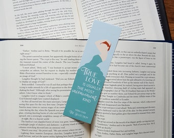 Kiera Cass The Selection Inspired - Bookmark
