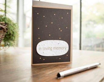 """Greeting Card/ """"In loving memory!"""""""