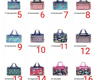 Duffle Bag, Monogrammed Duffle Bag, Duffel Bag, Travel Bag, Personalized Duffle Bag, Kids Duffle Bag, Monogram Duffle Bag, Canvas Duffle Bag