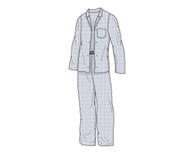 Men's Pyjamas Sewing Pattern -Sizes 34-48 - Download PDF