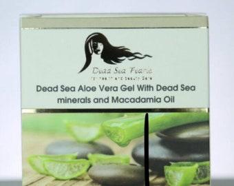 Dead Sea Aloe Vera Gel (50ml)