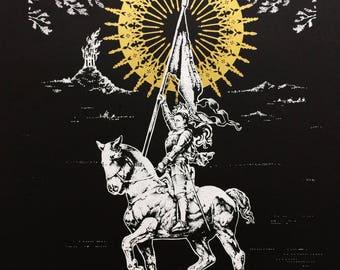 Joan of Arc - justice