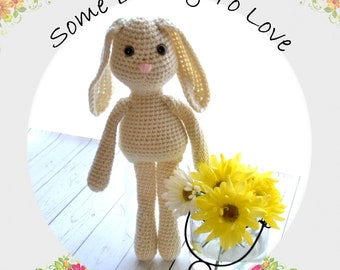 Some Bunny To Love - Crochet Pattern