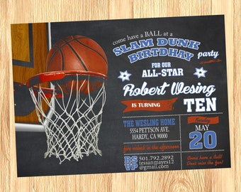 Basketball Invite!