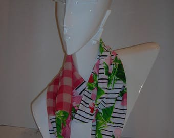 Petal Pushers - Hand Made Scarves from Purses By Pochette