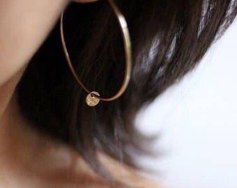 Lumière Hoop Earrings- 14K Goldfilled