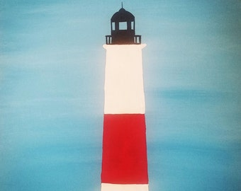 Daytime Lighthouse