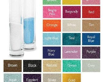 Colored Wedding Sand (e148-2802)
