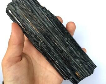 Black Tourmaline Specimen