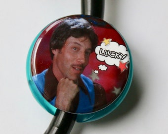Unlce RICO--Lucky--Stethoscope ID Tag