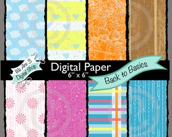 We Are 3 Digital Paper, Back to Basics
