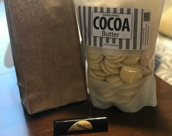Handmade Cocoa Butter Balm (3 Pieces)