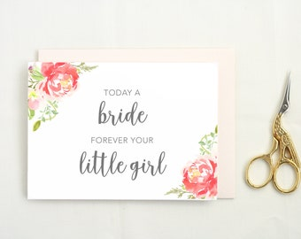 Mother of the Groom. Mother of Bride Card. Mom on Wedding Day. Father of the Bride Gift. Mother in Law Gift. Father of the Bride. Wedding 41