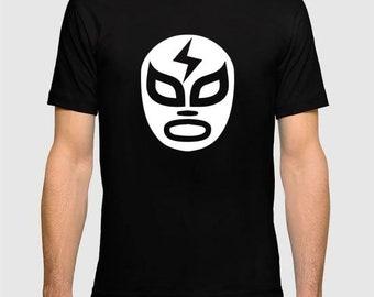 Mexican Luchador Wrestler Shirt S-XL