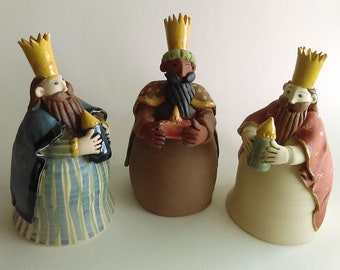 Three Kings The Three Wise men Nativity scene