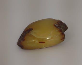 Natural baltic amber stone 201,8 gram 琥珀 HUPO
