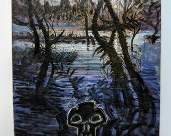 Swamp Alter #1