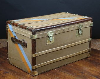 Steamer  Moynat  Trunk