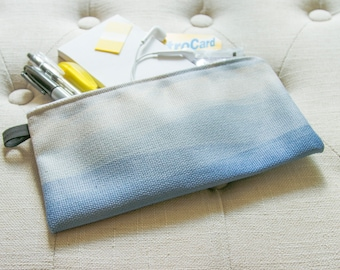 Shades of Blue - Carry-all Pouch