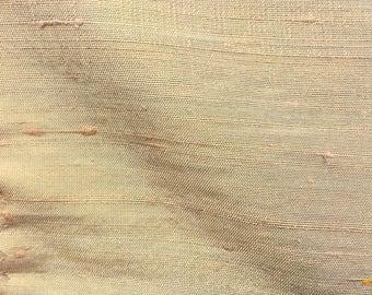 RATTAN 2051-1D -  Pure Silk Dupioni Fabric - Handwoven By the Yard