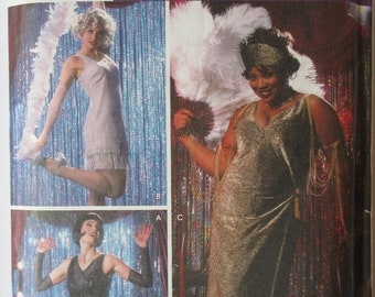 Simplicity Costumes 5400 - Flapper styled dress