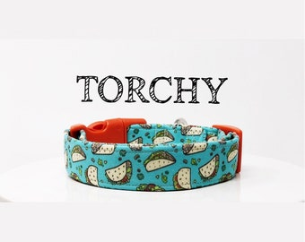 Taco Collar | Fun Dog Collar | Foodie