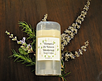 All Natural Women's Deodorant