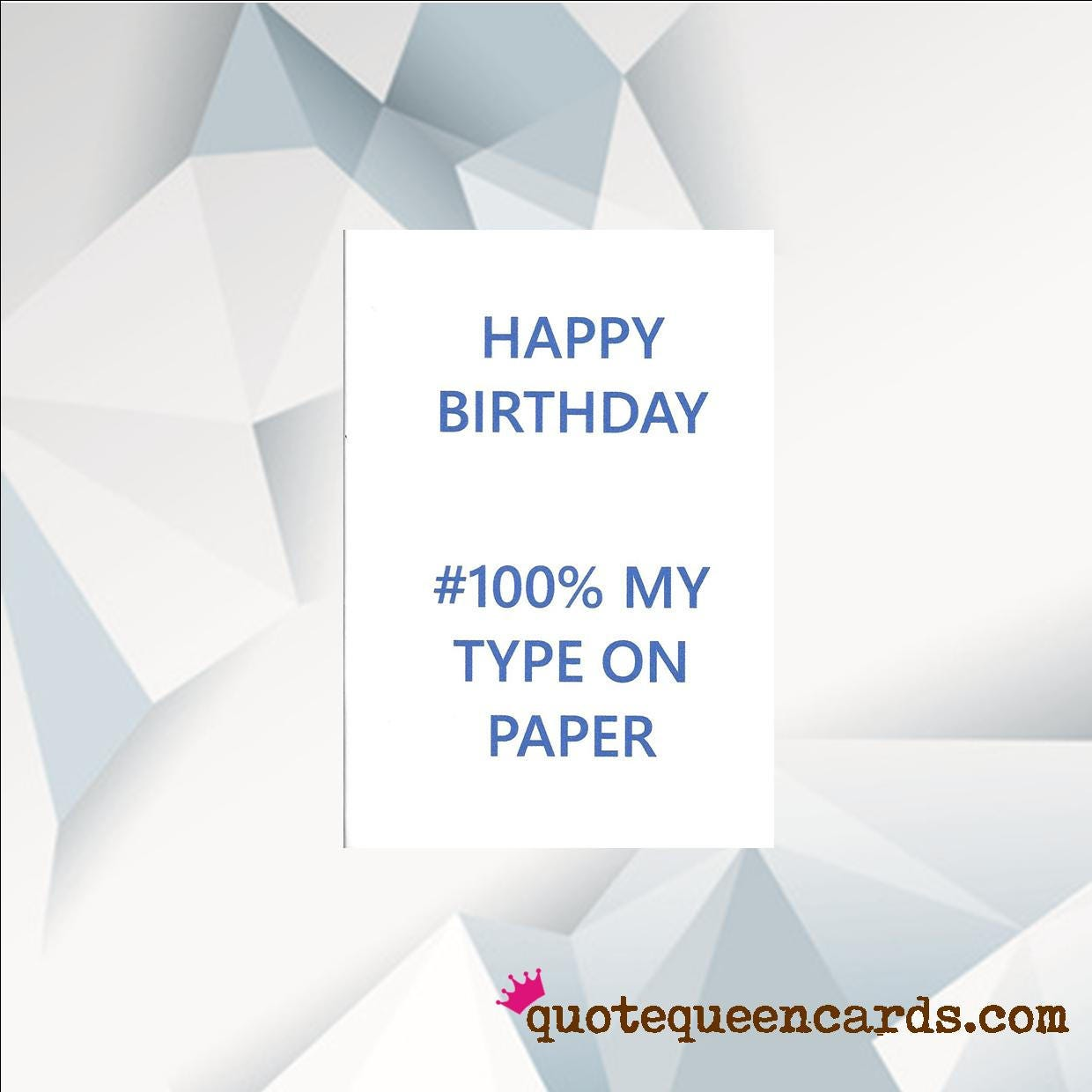 happy birthday % my type on paper love island love description happy birthday 100% my type on paper