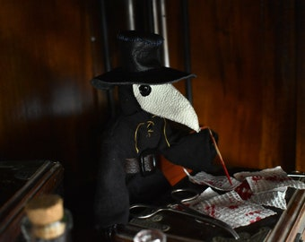 Giovanni the plague doctor.