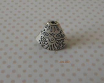 1 antique Silver Cup 2cm
