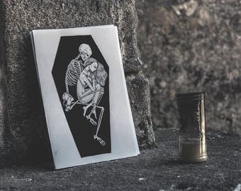 Death III print