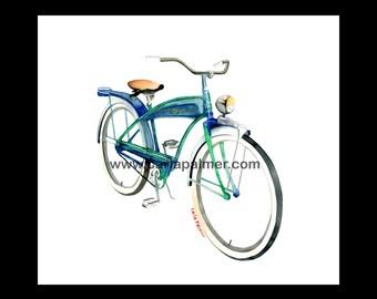 Bike, Bycycle, Schwinn, Vintage, Antique Bike,