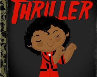 The Little Thriller - 8x10 PRINT