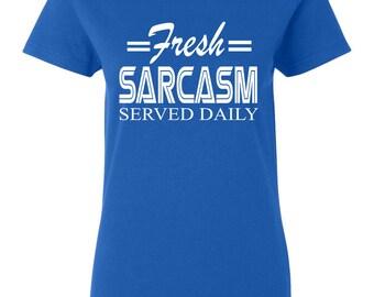 Fresh Sarcasm Served Daily-Royal