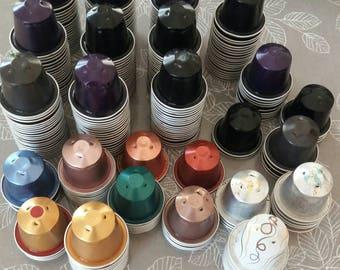 set of 160 capsules Nespresso capsules